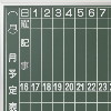 Scheduleboard